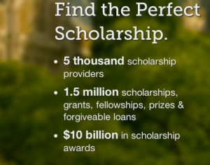 Peterson's Scholarship Search